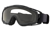 Standard Issue Ballistic Goggles 1.0 Array - Matte Black