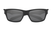 Jupiter Squared™ - Matte Black / Black Iridium Polarized