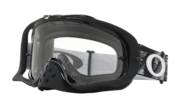 Crowbar® MX Goggles - Jet Black Speed