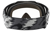 Crowbar® MX Goggles - Jet Black Speed