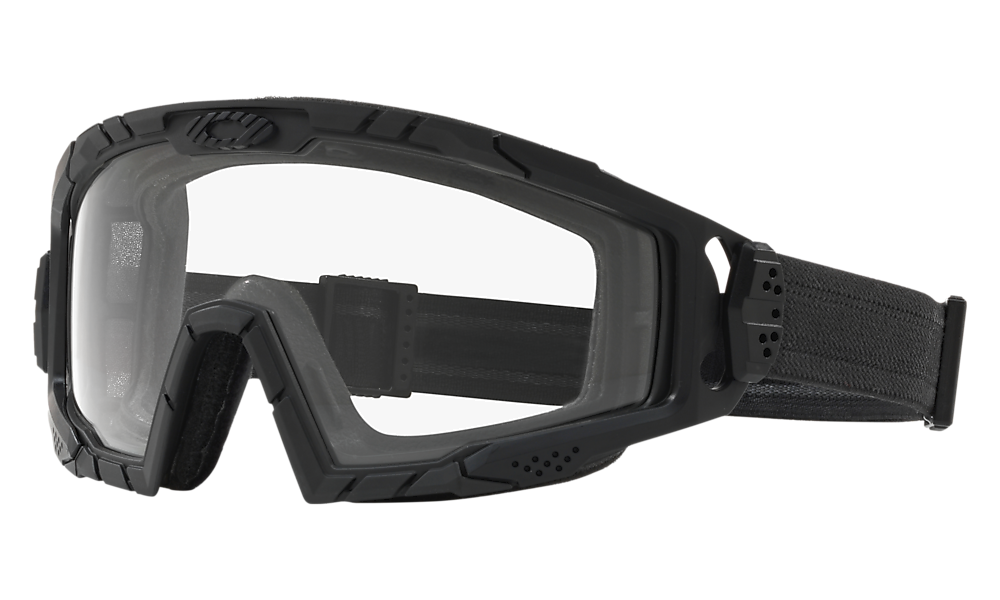 Official Oakley Standard Issue Oakley Standard Issue Ballistic Goggles 2.0 - Matte Black -  - OO7035-01 | Oakley OSI Store | Official Oakley Standard Issue