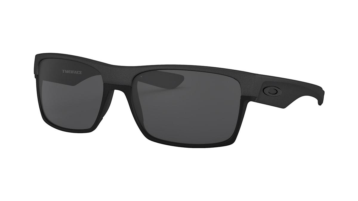 Twoface Matte Black Sunglasses Oakley Us