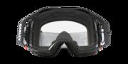 Airbrake® MX Goggles - Jet Black Speed