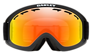 O-Frame® 2.0 XS (Youth Fit) Snow Goggles - Matte Black