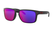 Holbrook™ - Matte Black / Positive Red Iridium