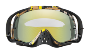 Crowbar® MX Goggles - Mosh Pit Gold