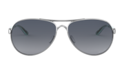 Feedback - Polished Chrome / Grey Gradient Polarized