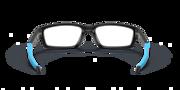Crosslink® Pitch® (Low Bridge Fit) - Satin Black