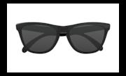 Frogskins (Asia Fit) - Polished Black