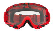 O-Frame® MX Goggles - Intimidator Red/Black / Clear