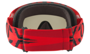 O-Frame® MX Goggles - Intimidator Red/Black