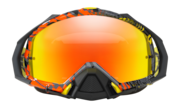 Mayhem™ Pro MX Goggles - Podium Check Orange