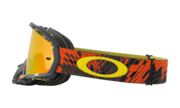 Mayhem™ Pro MX Goggles - Podium Check Orange / Fire Iridium