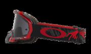Mayhem™ Pro MX Goggles - Reaper Blood Red / Dark Grey