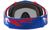 Mayhem™ Pro MX Goggles - Reaper Red White Blue / Dark Grey
