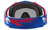 Mayhem™ Pro MX Goggles - Reaper Red White Blue