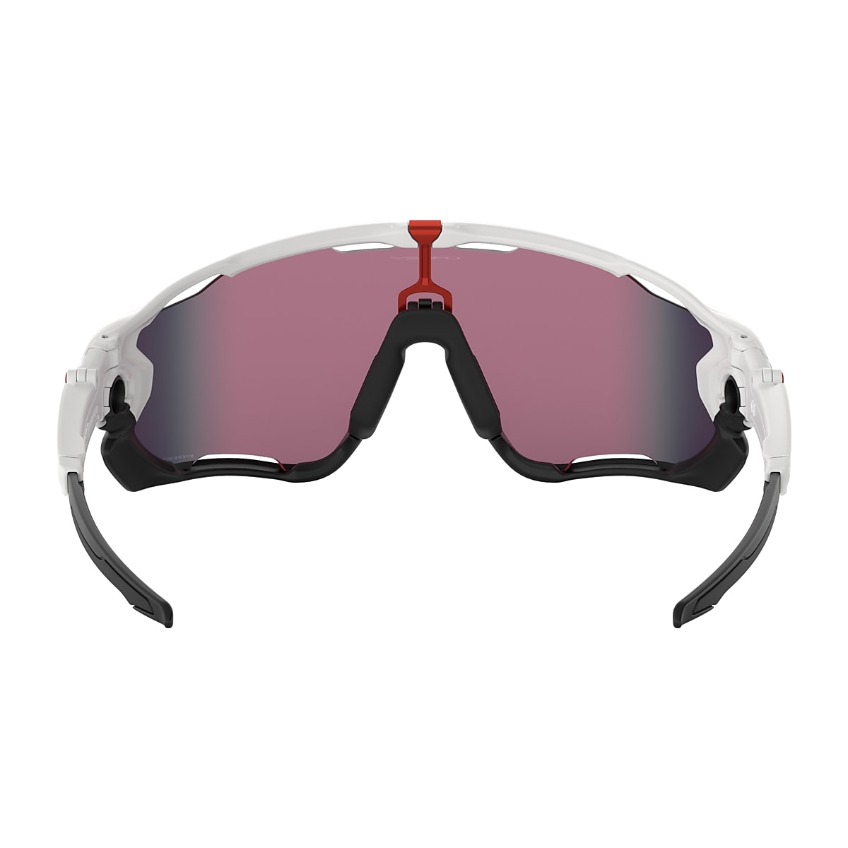 Jawbreaker Polished White Sunglasses Oakley Us