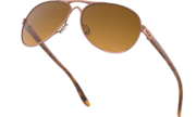 Feedback - Rose Gold / Brown Gradient Polarized