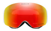 Flight Deck™ XM Snow Goggles - Matte White / Prizm Snow Torch Iridium