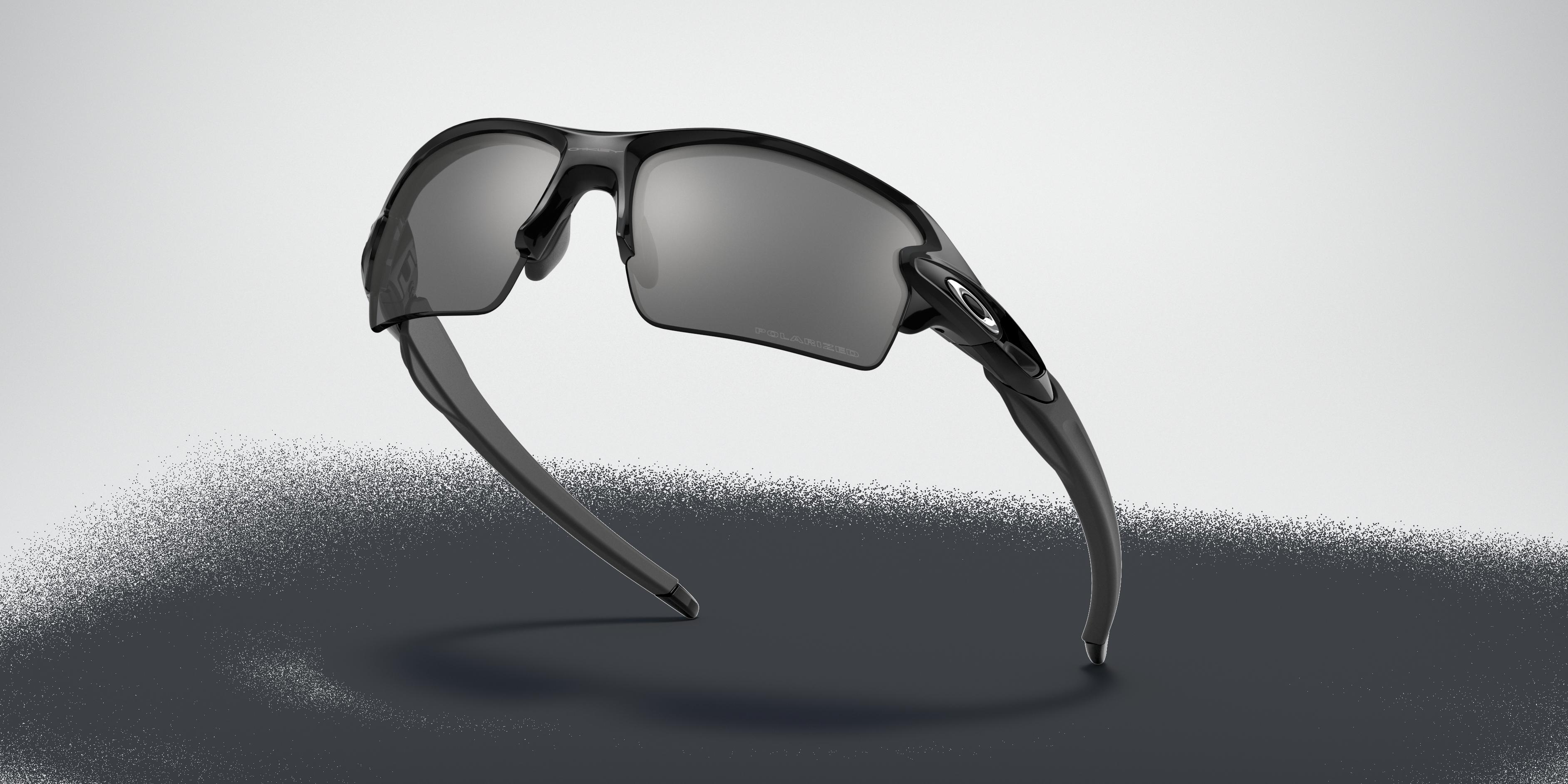 Flak® 2.0 Polished Black Sunglasses   Oakley® US