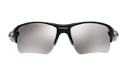 Flak™ 2.0 XL - Matte Black / Chrome Iridium Polarized
