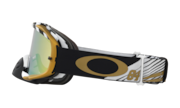 Crowbar® MX Goggles - Gold Bullet