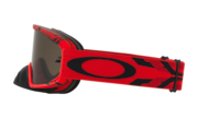 O-Frame® 2.0 MX Goggles - Intimidator Blood Red / Dark Grey