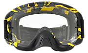 O-Frame® 2.0 MX Goggles - Intimidator Gunmetal Yellow