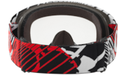 O-Frame® 2.0 MX Goggles - Skull Rushmore Red Black