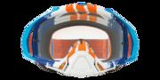 Mayhem™ Pro MX Goggles - Pinned Race Blue Orange