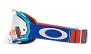 Mayhem™ Pro MX Goggles - Pinned Race Blue Orange