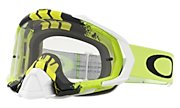 Mayhem™ Pro MX Goggles - Pinned Race Green Yellow