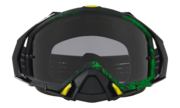 Mayhem™ Pro MX Goggles - Distress Tagline Green Yellow