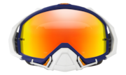 Mayhem™ Pro MX Goggles - Shockwave Orange Blue / Fire Iridium