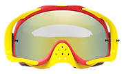 Crowbar® MX Goggles - Shockwave Red Yellow