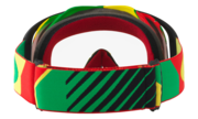 Crowbar® MX Goggles - BioHazard Rasta