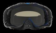 Crowbar® MX Goggles - Distress Tagline Stealth Blue