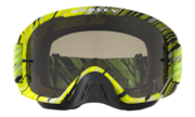 O-Frame® 2.0 MX Goggles - Rain of Terror Green Yellow
