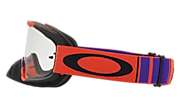 O-Frame® 2.0 MX Goggles - Pinned Race Warm Red Purple