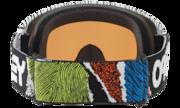 O-Frame® 2.0 MX Goggles - Factory Pilot White Bengal / Black Iridium