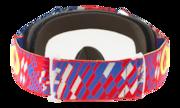 Proven® MX Goggles - Podium Check Red/Black