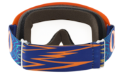 O-Frame® XS MX Goggles (Youth Fit) - Shockwave Orange Blue