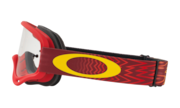 O-Frame® XS MX Goggles (Youth Fit) - Shockwave Red Yellow