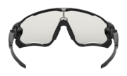 Jawbreaker™ - Polished Black / Clear Black Iridium Photochromic