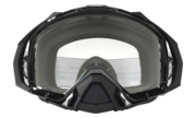 Mayhem™ Pro MX Goggles - Race-Ready Jet Black Speed