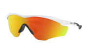 M2 Frame® XL - Polished White / Fire Iridium