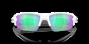 Flak® 2.0 (Low Bridge Fit) - Polished White