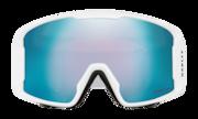 Line Miner™ Snow Goggles - Matte White / Prizm Snow Sapphire Iridium
