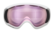 Canopy™ Snow Goggles - Matte White / Prizm Snow Hi Pink