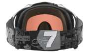 Mayhem™ Pro MX Goggles - Stealth Camo / Prizm MX Black Iridium
